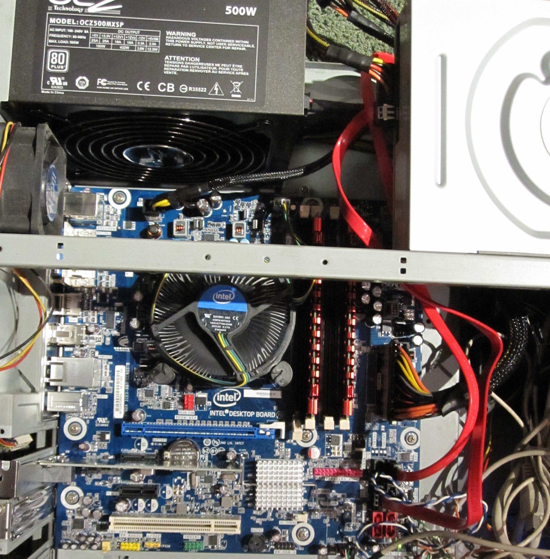 intel q6600 vs i5 650