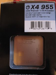 Phenom II X4 955 Boxed