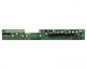 PE-2SD1-R10-1 PCMIG 1U Backplane with PCIe Slot