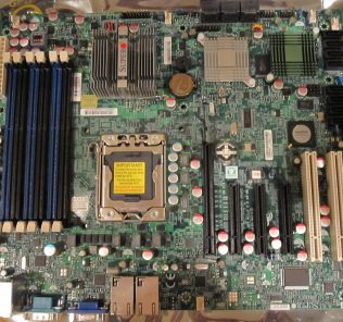 Supermicro X8ST3-F Motherboard