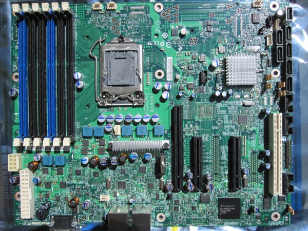 Intel s3420gplc motherboard review Zfs raid calculator