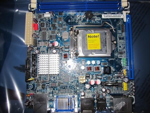 Intel Boxdh57jg H57 Mini Itx Motherboard Review: zfs raid calculator