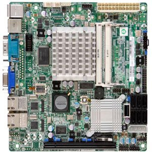 SuperMicro X7SPA-HF Pineview Atom plus ICH9R Motherboard
