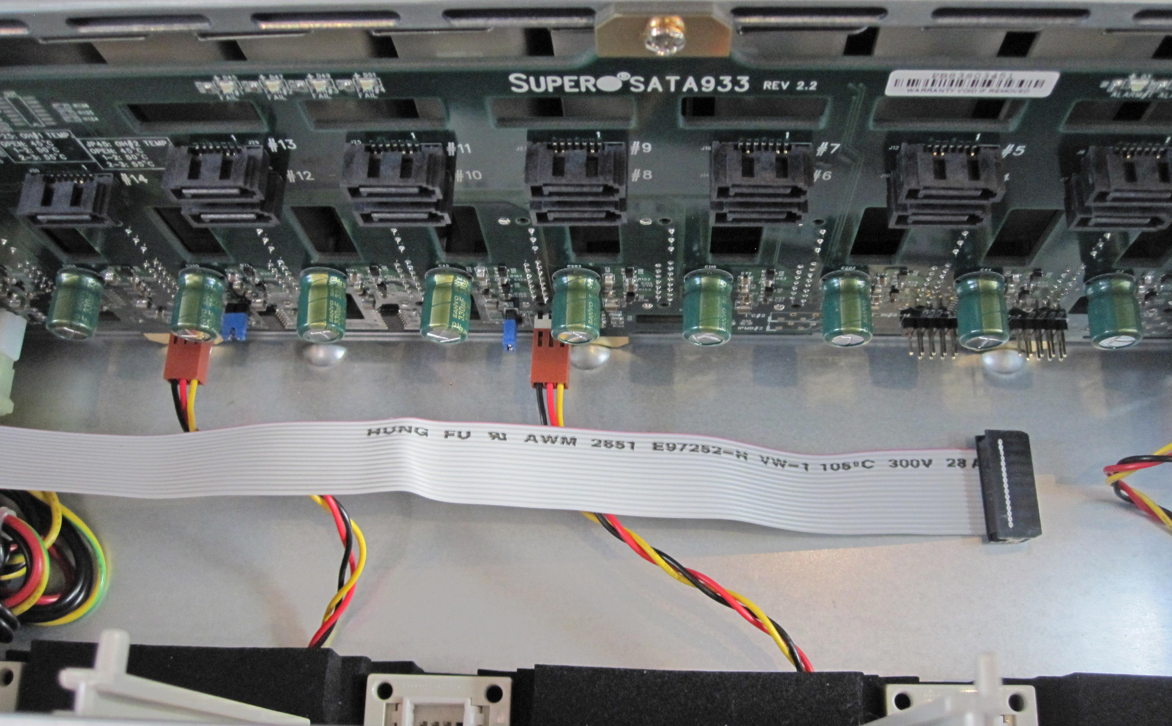 Supermicro Sc933t R760b 3u Sas Sata Storage Chassis Review