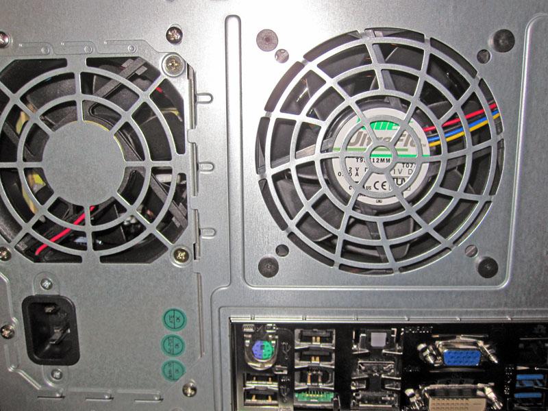 Supermicro SC-731i-300B cooling