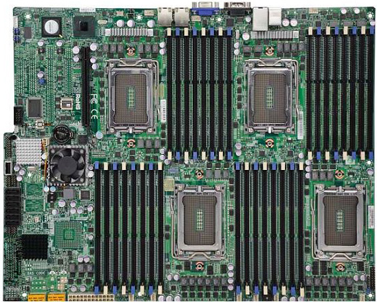 Supermicro H8QGi+-F Overview