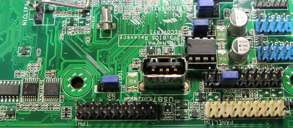 ASUS P8B-X USB Header