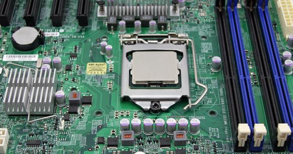 Supermicro X9SCM-F CPU Socket H2