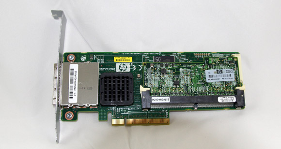 HP P411 Insert Memory to Controller