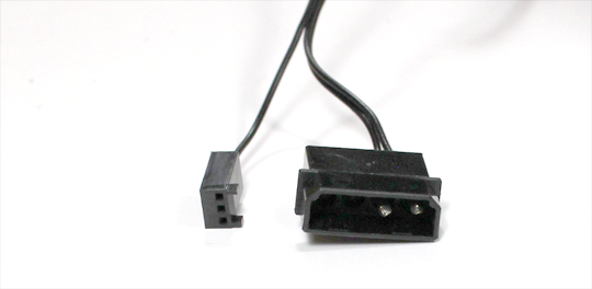 Corsair H80 power connectors