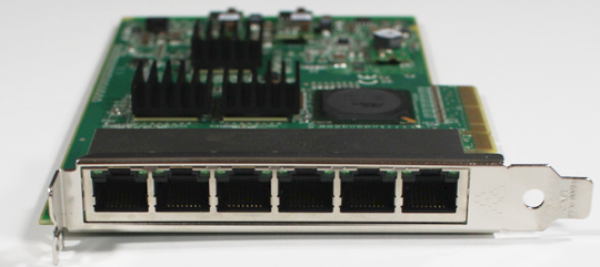 Dell Silicom PEG6I Six Gigabit Ports
