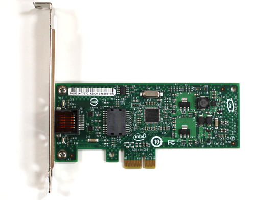 Intel Gigabit CT Desktop Adapter Overview