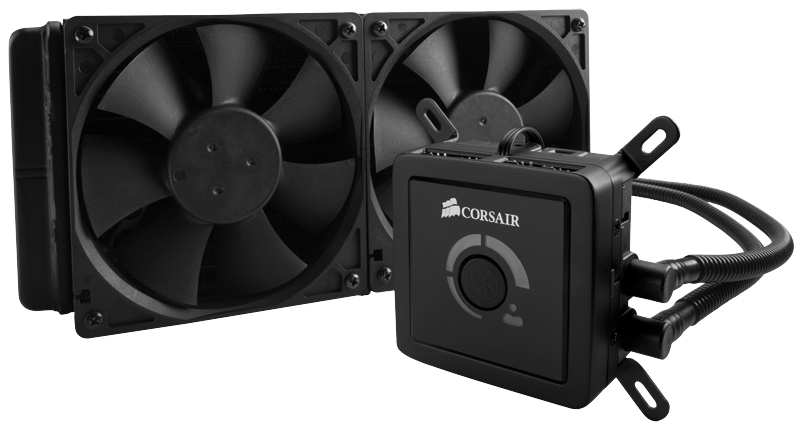 Corsair H100 Overview