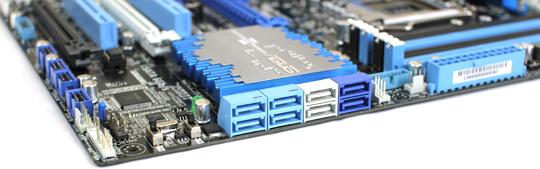 ASUS P8Z77-V Pro SATA Ports