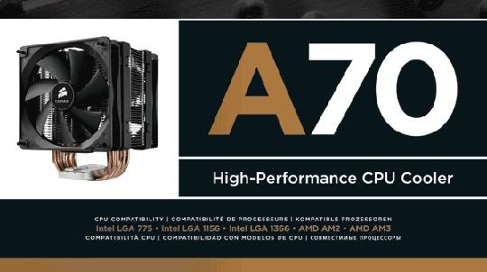 Corsair A70 Compatibility
