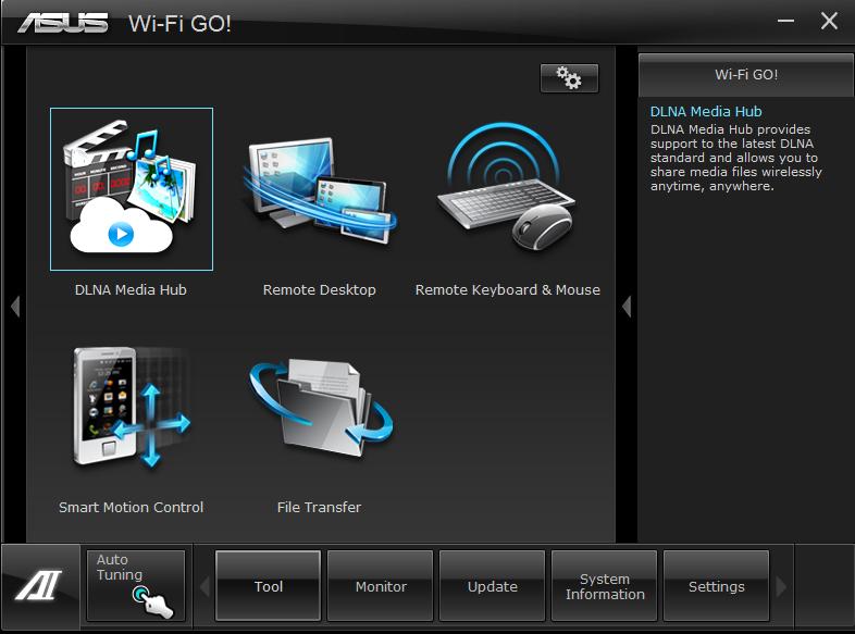 ASUS P8Z77-I WiFi Go