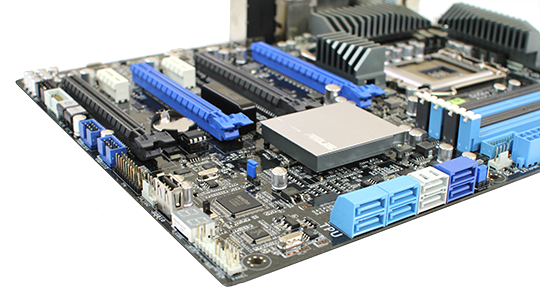 ASUS P8Z77 WS SATA Ports and Internal USB