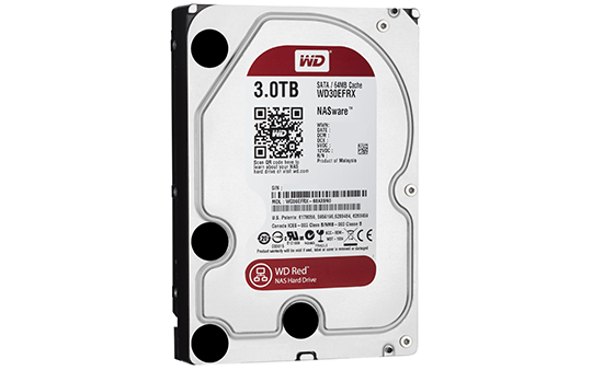 Western Digital WD Red Series WD30EFRX