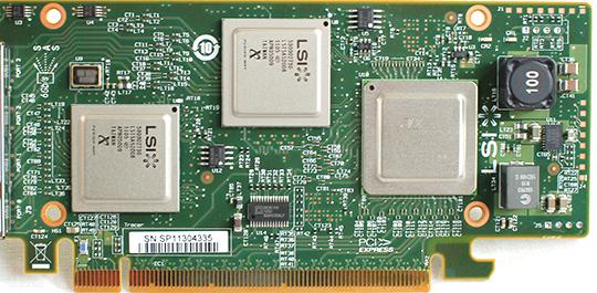 LSI 9202-16e Chips