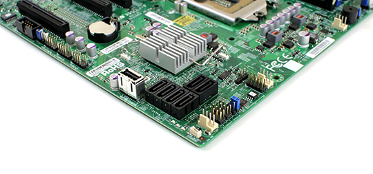 Supermicro X9SCL-F SATA and USB