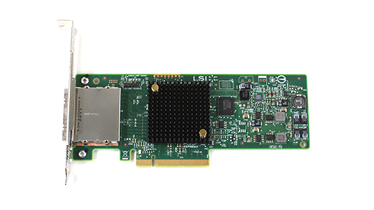 LSI SAS 9207-8e Overview