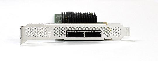 LSI 9207-8e SFF-8088 External Ports