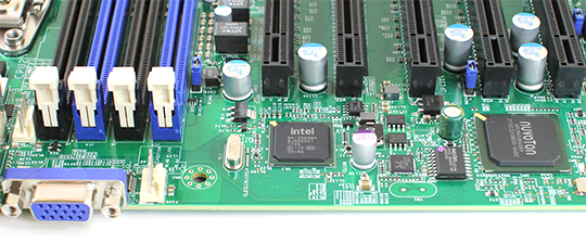 Supermicro X9DR7-LN4F Intel 350 Gigabit Ethernet Controller