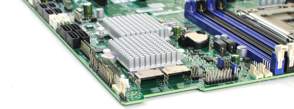 Supermicro X9DR7-LN4F LSI SAS 2308 Ports