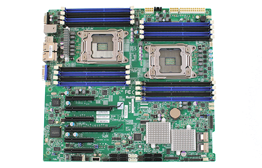 Supermicro X9DR7-LN4F Overview