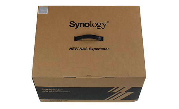 Synology DS1812+ Box
