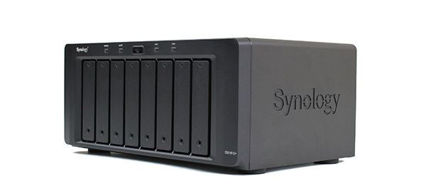 Synology DS1812+ Main Unit