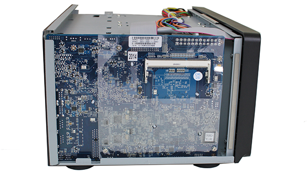 Synology DS1812+ Motherboard Rear