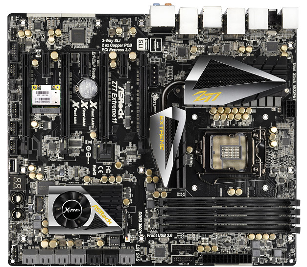 ASRock Z77 Extreme11 Overview