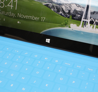 Microsoft Surface Touch Keyboard