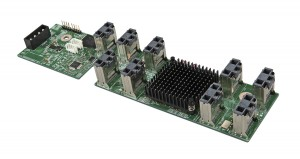 Intel RES2CV360 Rectangular SAS Expander