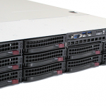 Supermicro Hyper-Speed 6027AX-TRF Front