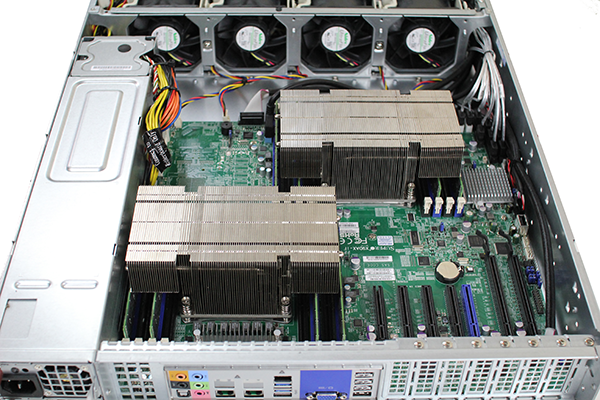 Supermicro Hyper Speed Servers Internal Components