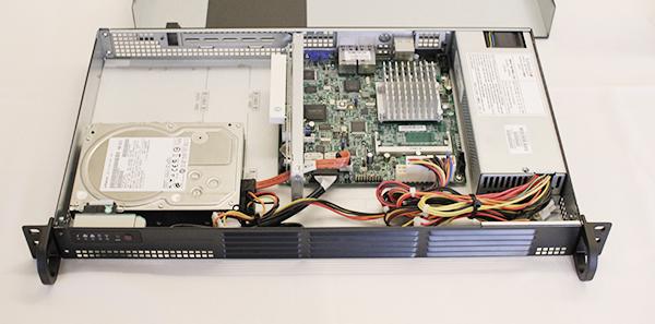 Supermicro X9SBAA-F Intel Atom S1200 Centerton