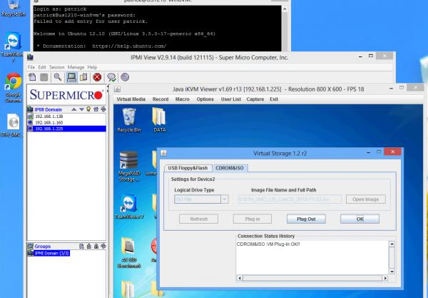 Using the Microsoft Surface Windows 8 Hyper-V VM