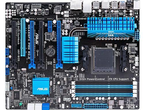 ASUS M5A99FX Pro R2 Overview