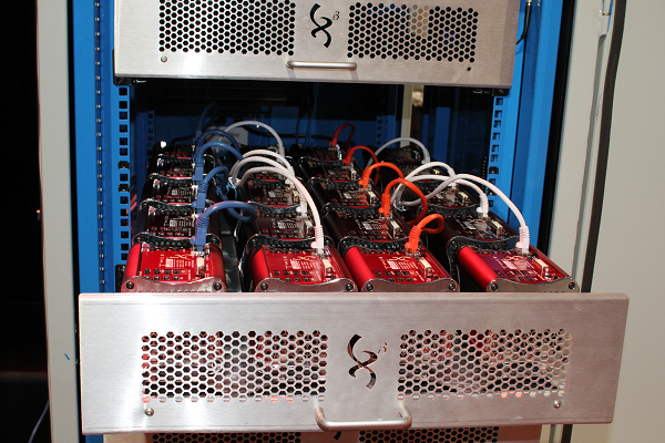 ISYS Xi3 Rackmount Servers 1 CES