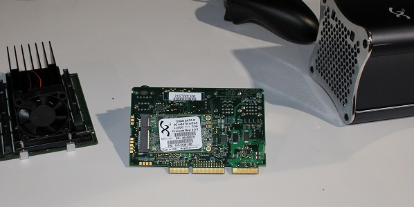 ISYS Xi3 SSD CES