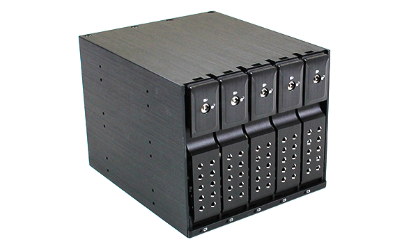 Istarusa bpn de350ss review 3 5 tray less hot swap mobile Zfs raid calculator