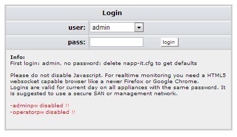 Napp it login servethehome server and workstation reviews Zfs raid calculator