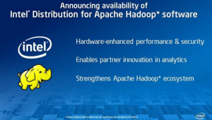 Intel Big Data Hadoop v3 Framework