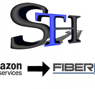 ServeTheHome Amazon AWS Cloud to Fiberhub