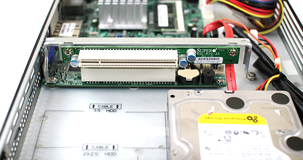 Supermicro 5017A-EF PCI Riser