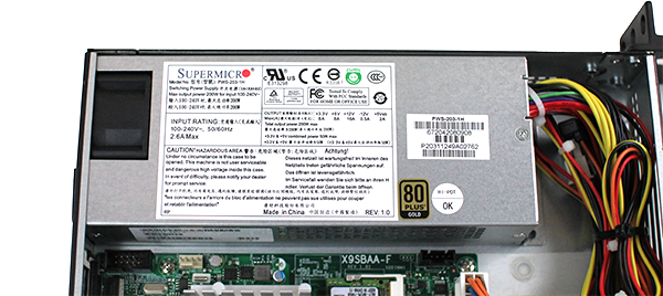 Supermicro 5017-EF Power Supply
