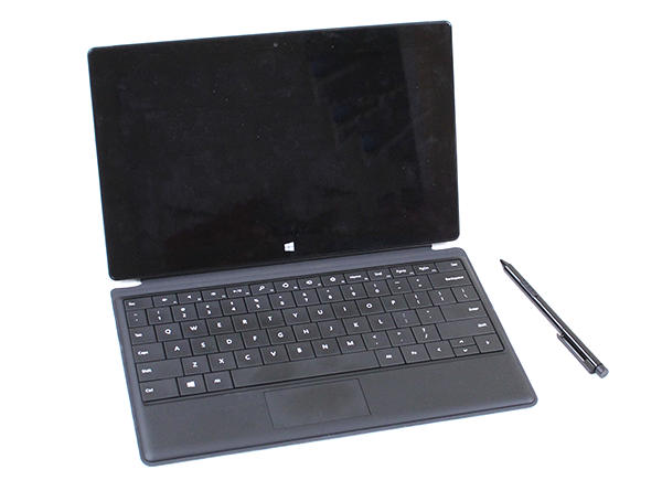 Microsoft Surface Pro Front