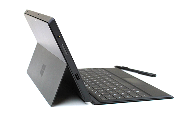 Microsoft Surface Pro Left Rear